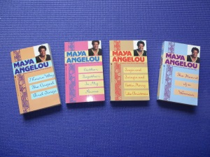 autobiography of Maya Angelou